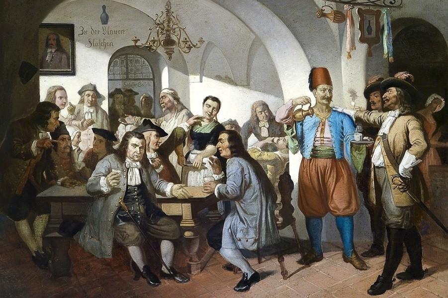 О петиции женщин против кофе 1647 г