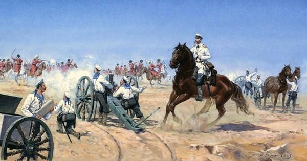«Белый генерал» Михаил Скобелев, сын своего Отечества