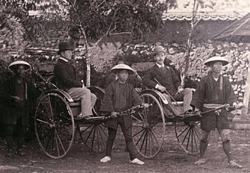 За что японский самурай пытался зарубить Николая II
