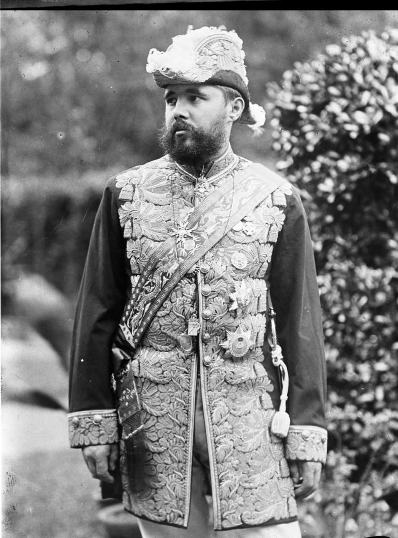 Князь Эспер Ухтомский (1861-1921)