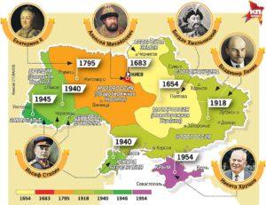 Киев - русский город и скоро вернется на родину!
