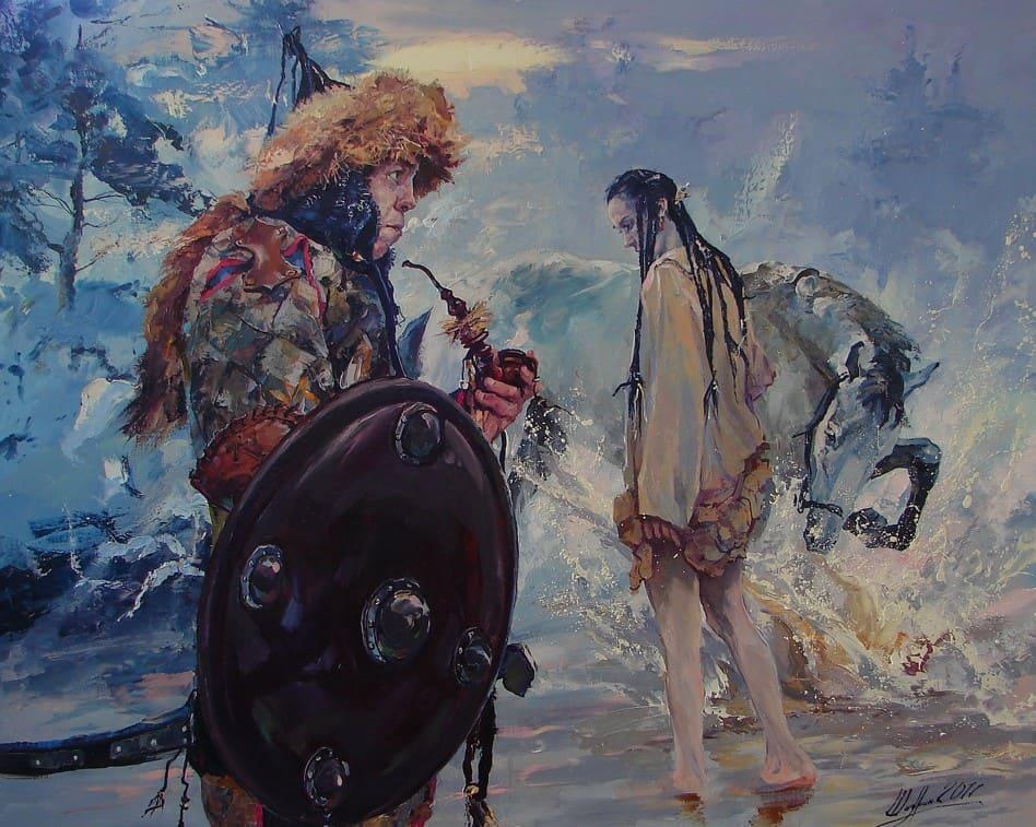 художник Александр Шадрин картины – 15