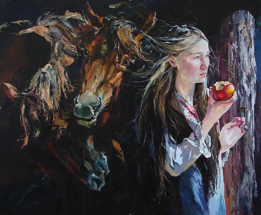 художник Александр Шадрин картины – 16
