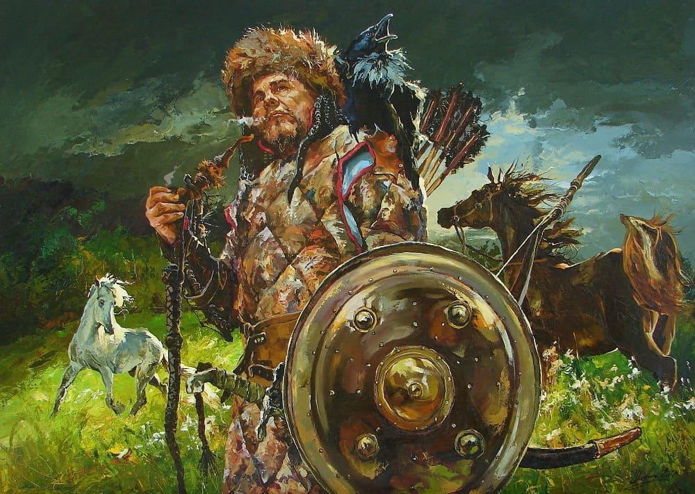 художник Александр Шадрин картины – 23