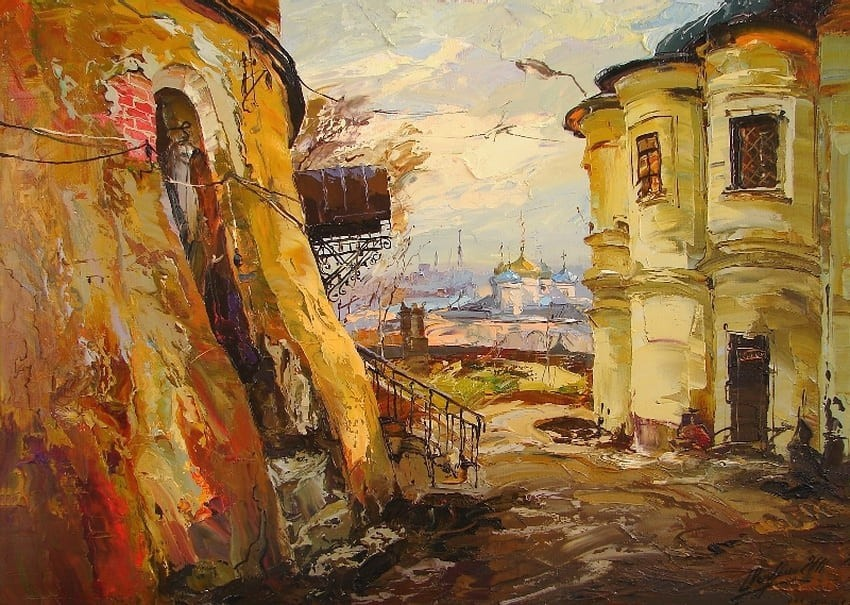 художник Александр Шадрин картины – 24