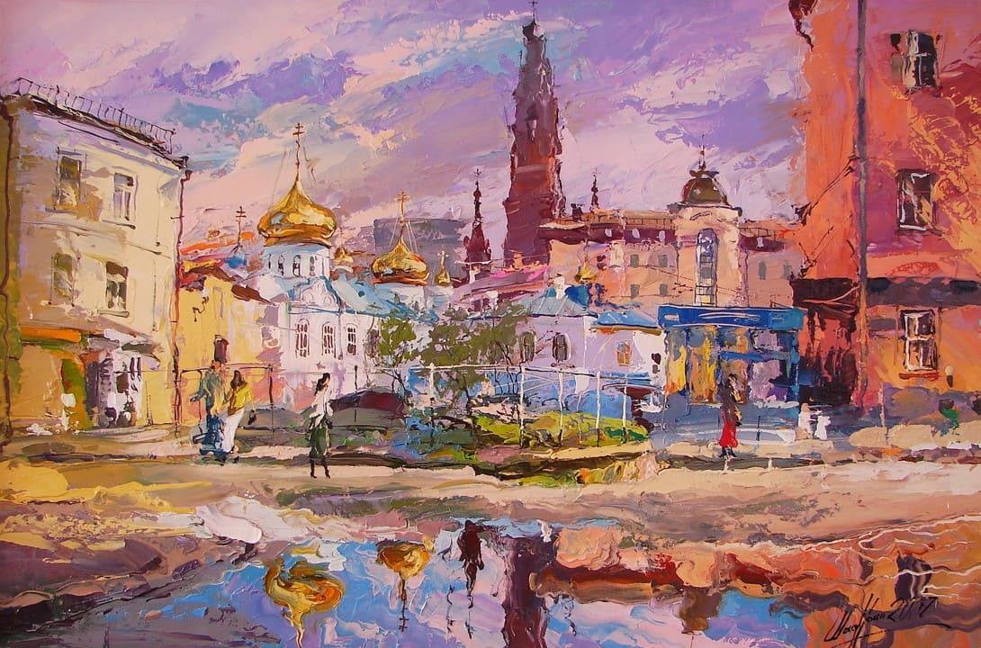 художник Александр Шадрин картины – 25