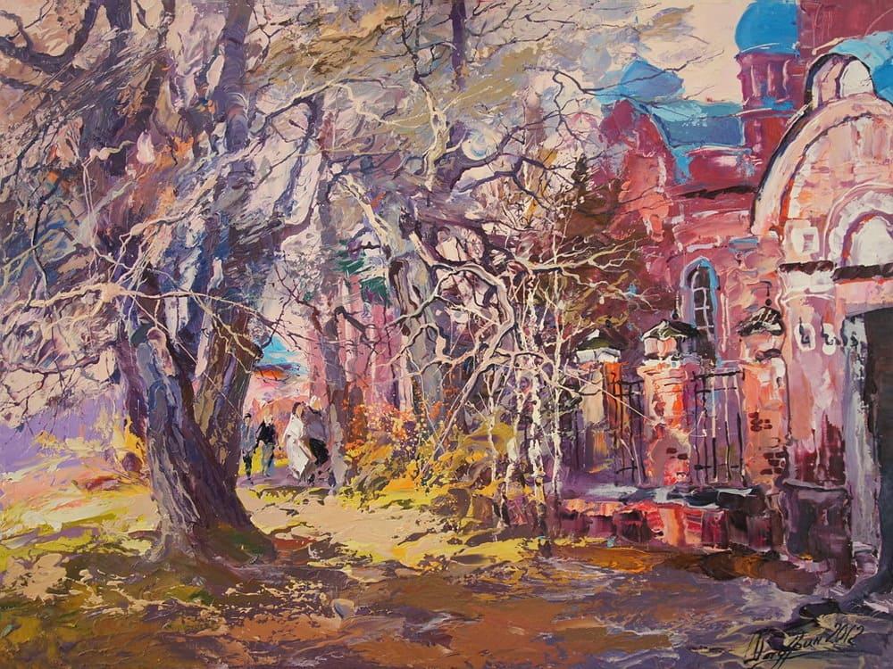 художник Александр Шадрин картины – 27