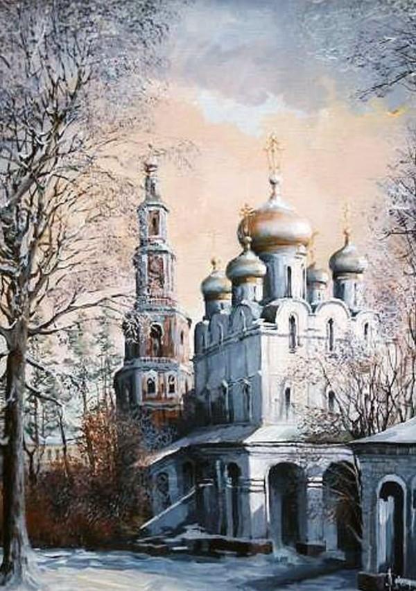 художник Александр Стародубов картины - 16
