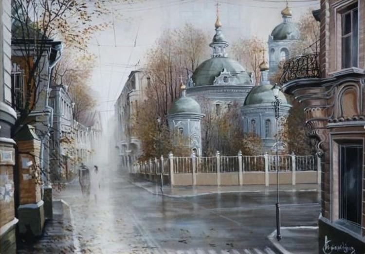 художник Александр Стародубов картины - 21