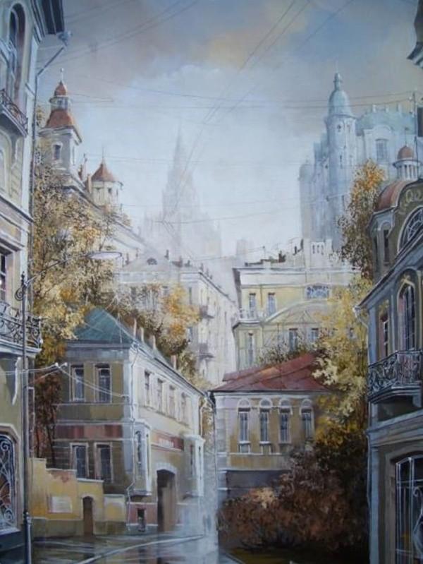 художник Александр Стародубов картины - 28