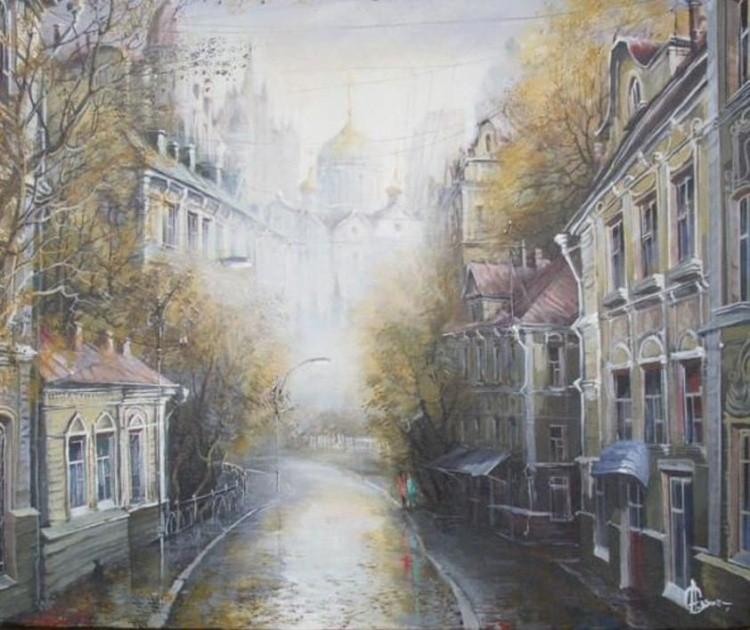 художник Александр Стародубов картины - 33