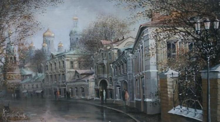 художник Александр Стародубов картины - 36