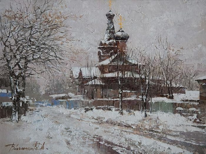 художник Дмитрий Беломыцев картины - 02