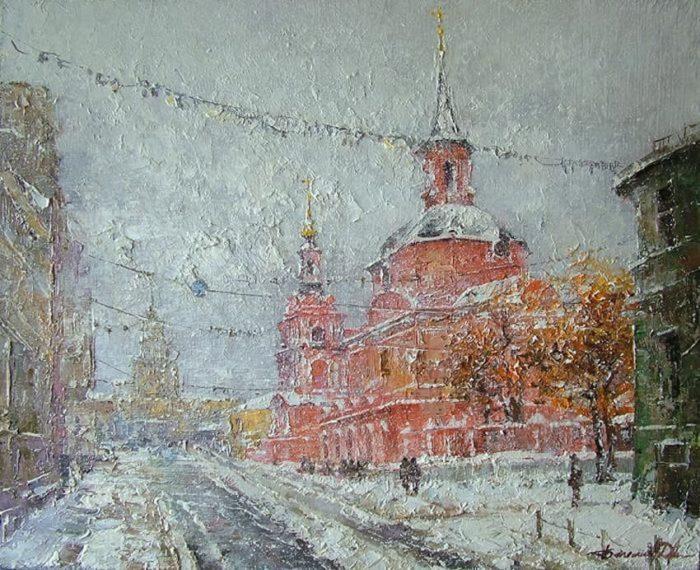художник Дмитрий Беломыцев картины - 03