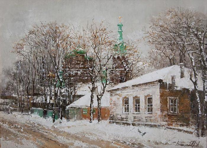 художник Дмитрий Беломыцев картины - 04