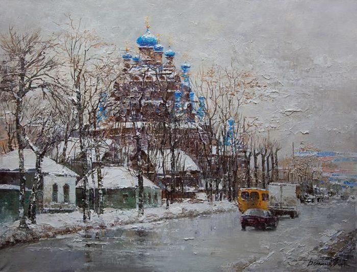 художник Дмитрий Беломыцев картины - 05