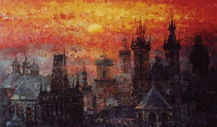 художник Дмитрий Беломыцев картины - 11