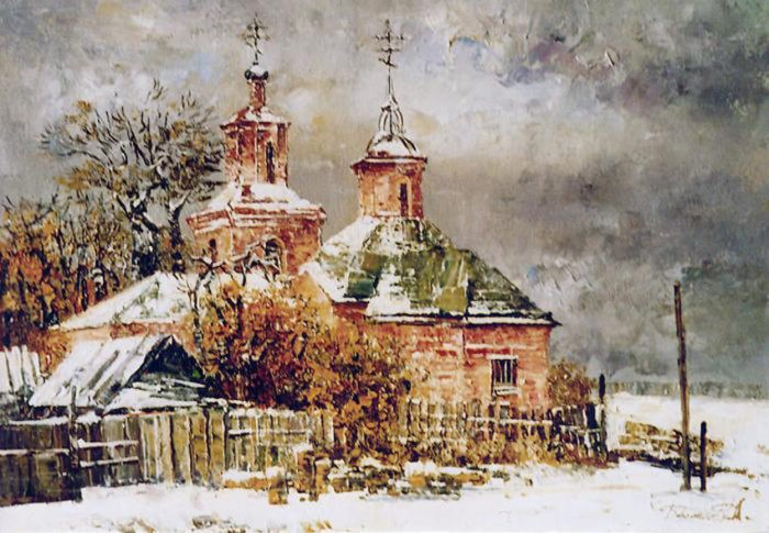 художник Дмитрий Беломыцев картины - 13
