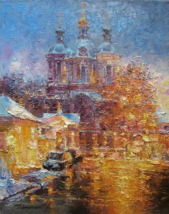 художник Дмитрий Беломыцев картины - 16
