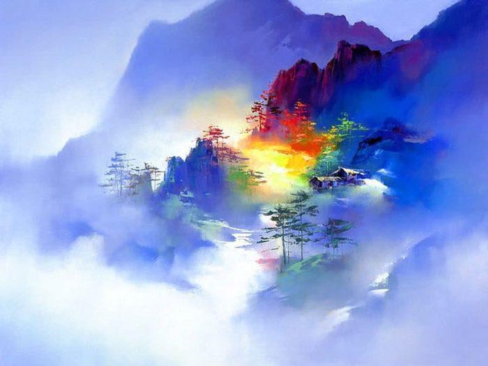 художник Хонг Леунг (Hong Leung) картины – 07