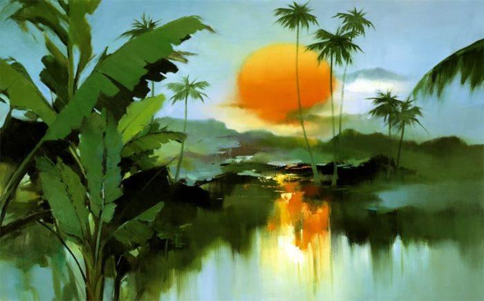 художник Хонг Леунг (Hong Leung) картины – 15