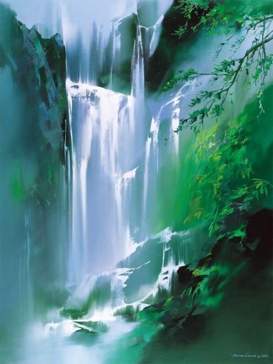 работы Хонга Леунга – 10 художник Хонг Леунг (Hong Leung) картины – 18