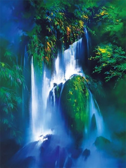 художник Хонг Леунг (Hong Leung) картины – 20