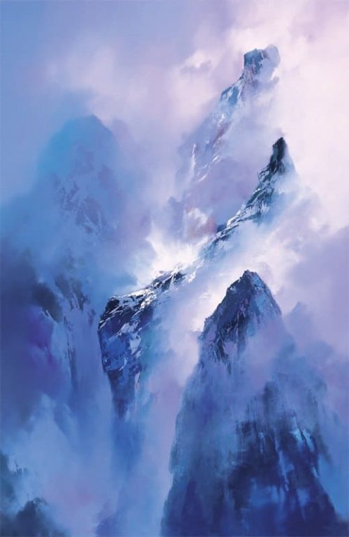 художник Хонг Леунг (Hong Leung) картины – 21