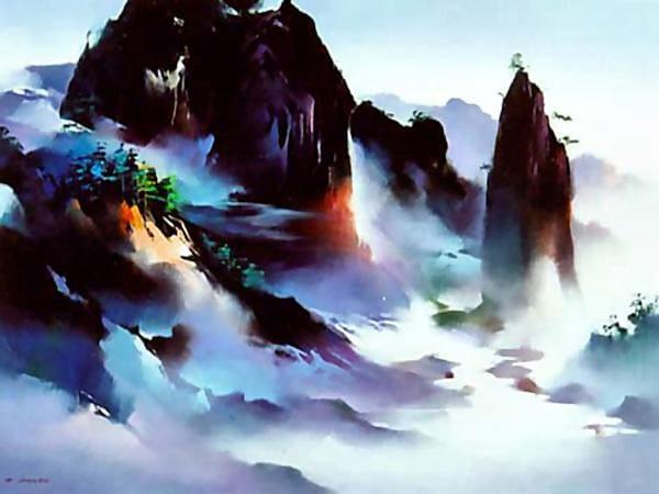 художник Хонг Леунг (Hong Leung) картины – 23