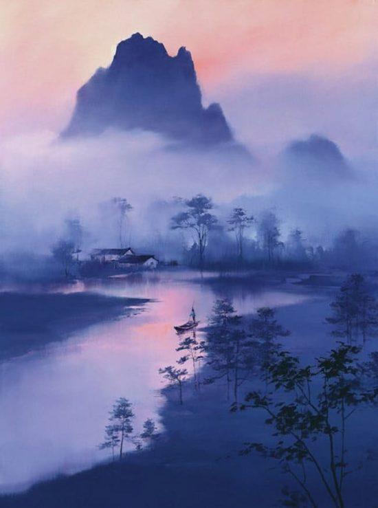 художник Хонг Леунг (Hong Leung) картины – 24