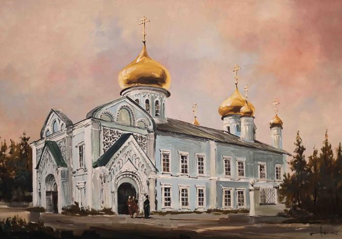 художник Ильяс Айдаров (Ilyas Aidarov) картины – 02