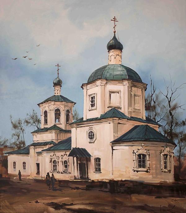 художник Ильяс Айдаров (Ilyas Aidarov) картины – 04