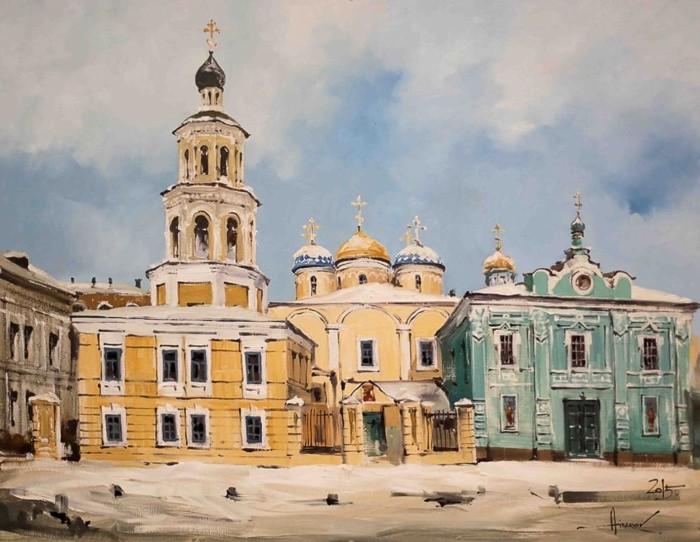 художник Ильяс Айдаров (Ilyas Aidarov) картины – 09