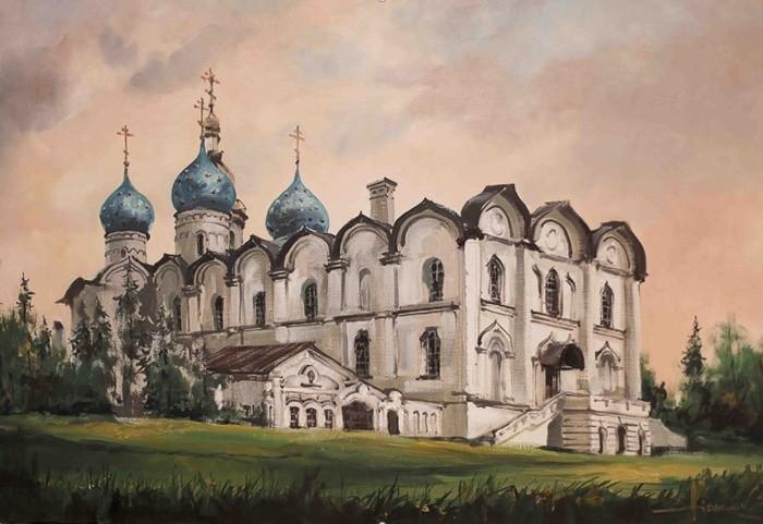 художник Ильяс Айдаров (Ilyas Aidarov) картины – 16