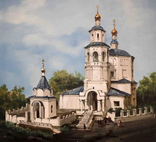 художник Ильяс Айдаров (Ilyas Aidarov) картины – 20