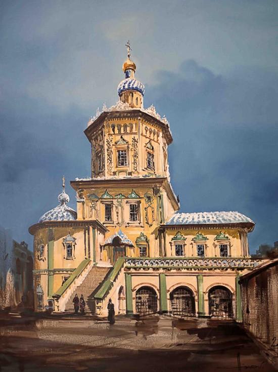 художник Ильяс Айдаров (Ilyas Aidarov) картины – 35