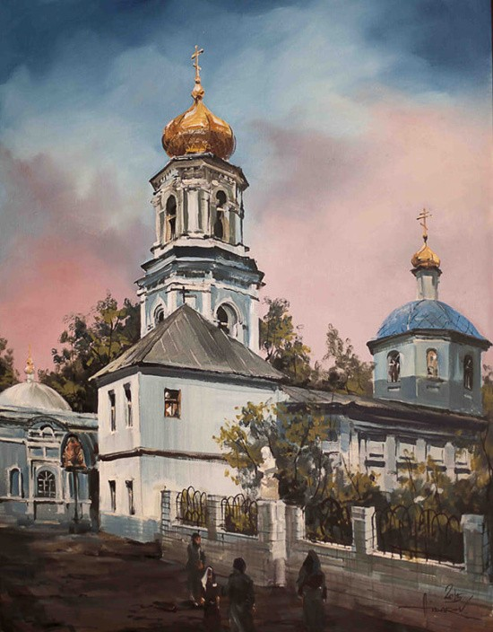 художник Ильяс Айдаров (Ilyas Aidarov) картины – 36