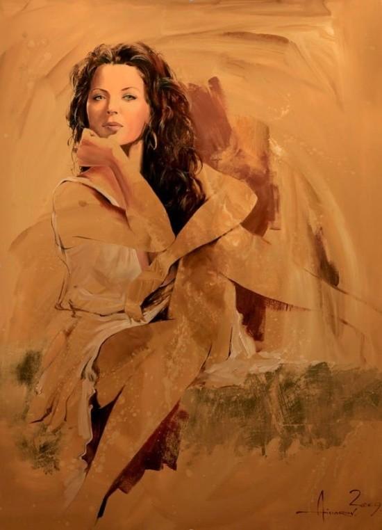 художник Ильяс Айдаров (Ilyas Aidarov) картины – 39