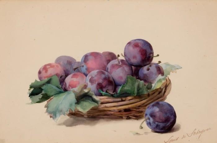 художник Луи Мари де Шриве (Louis Marie de Schryver) - 21