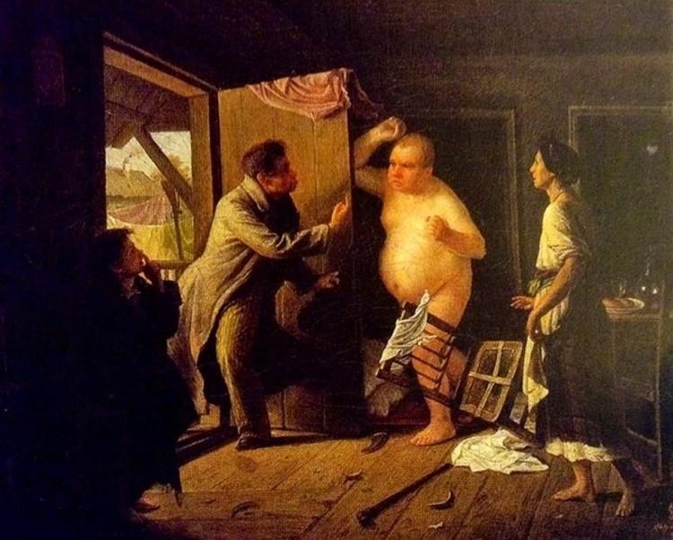 художник Сергей Иванович Грибков картины – 04