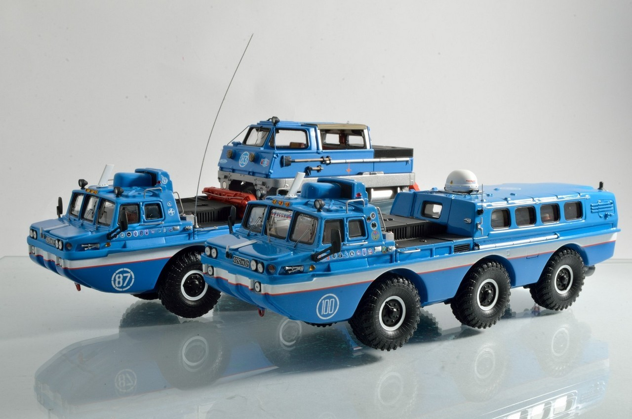 249060 ЗИЛ-4906 «Синяя Птица» грузовая 18