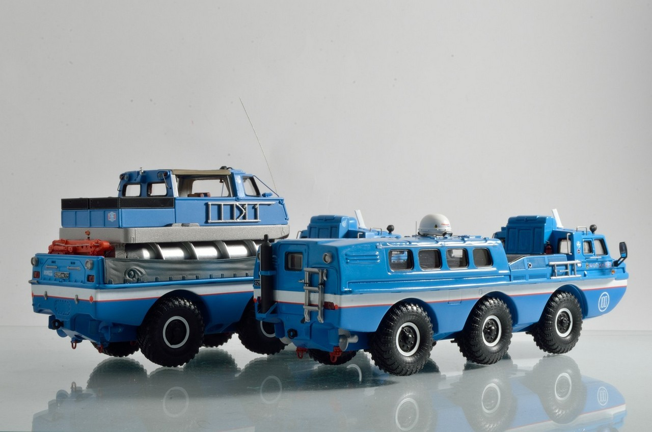 249060 ЗИЛ-4906 «Синяя Птица» грузовая 22