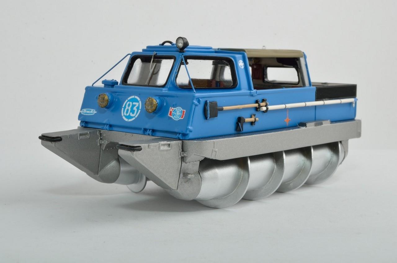 229061 Шнекороторный снегоболотоход ЗИЛ-29061 01