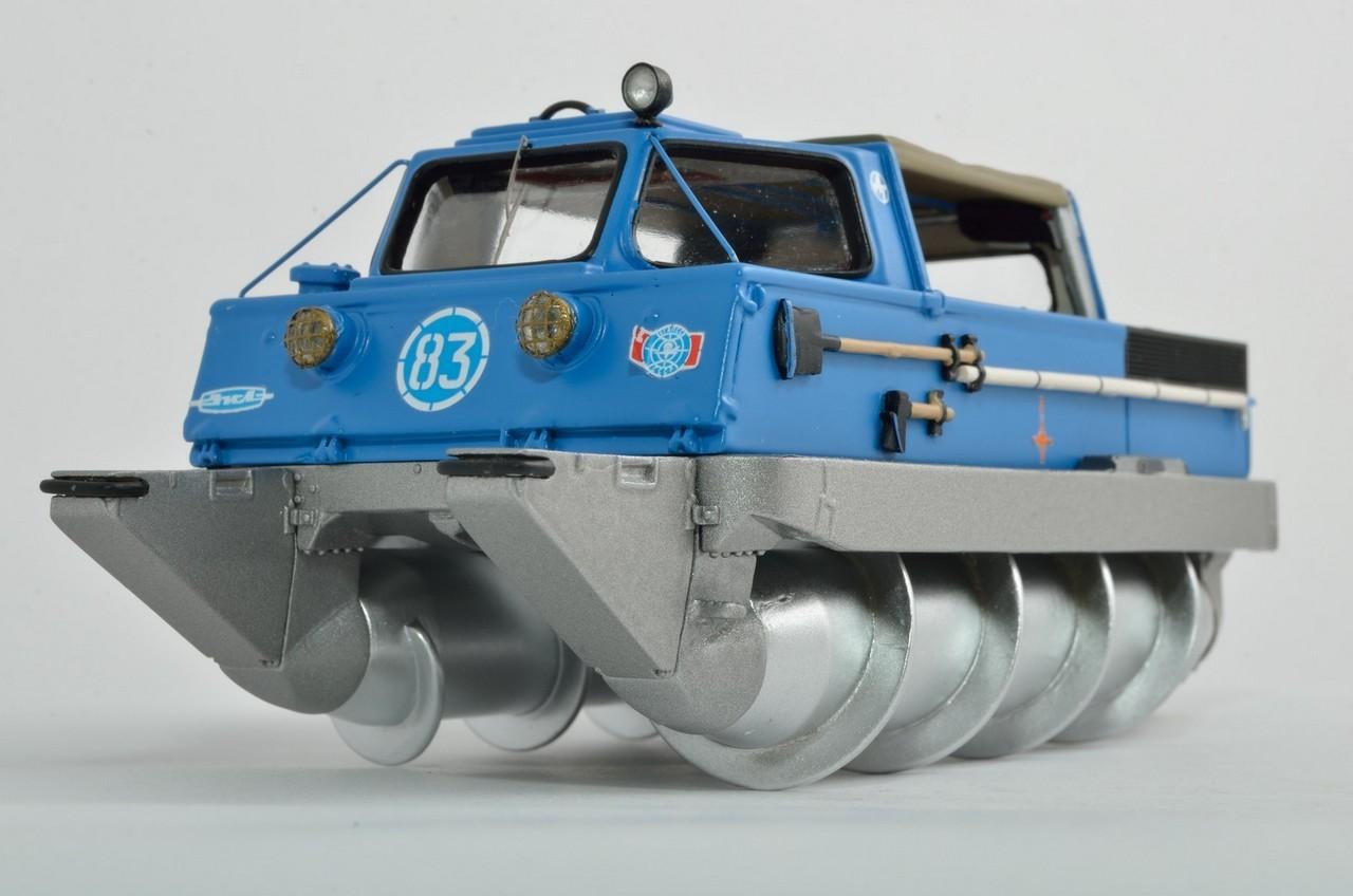 229061 Шнекороторный снегоболотоход ЗИЛ-29061 12