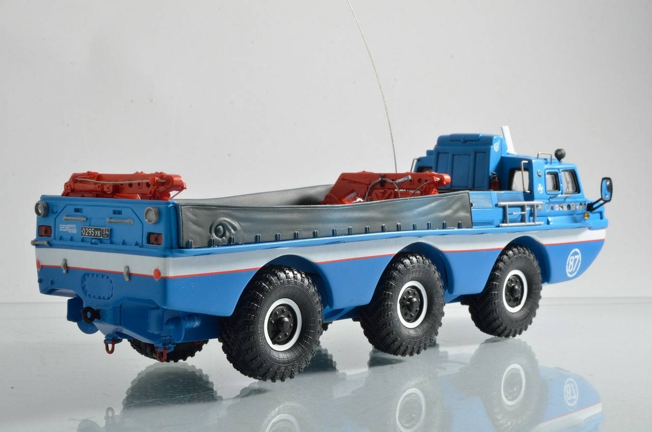 249060 ЗИЛ-4906 «Синяя Птица» грузовая 02