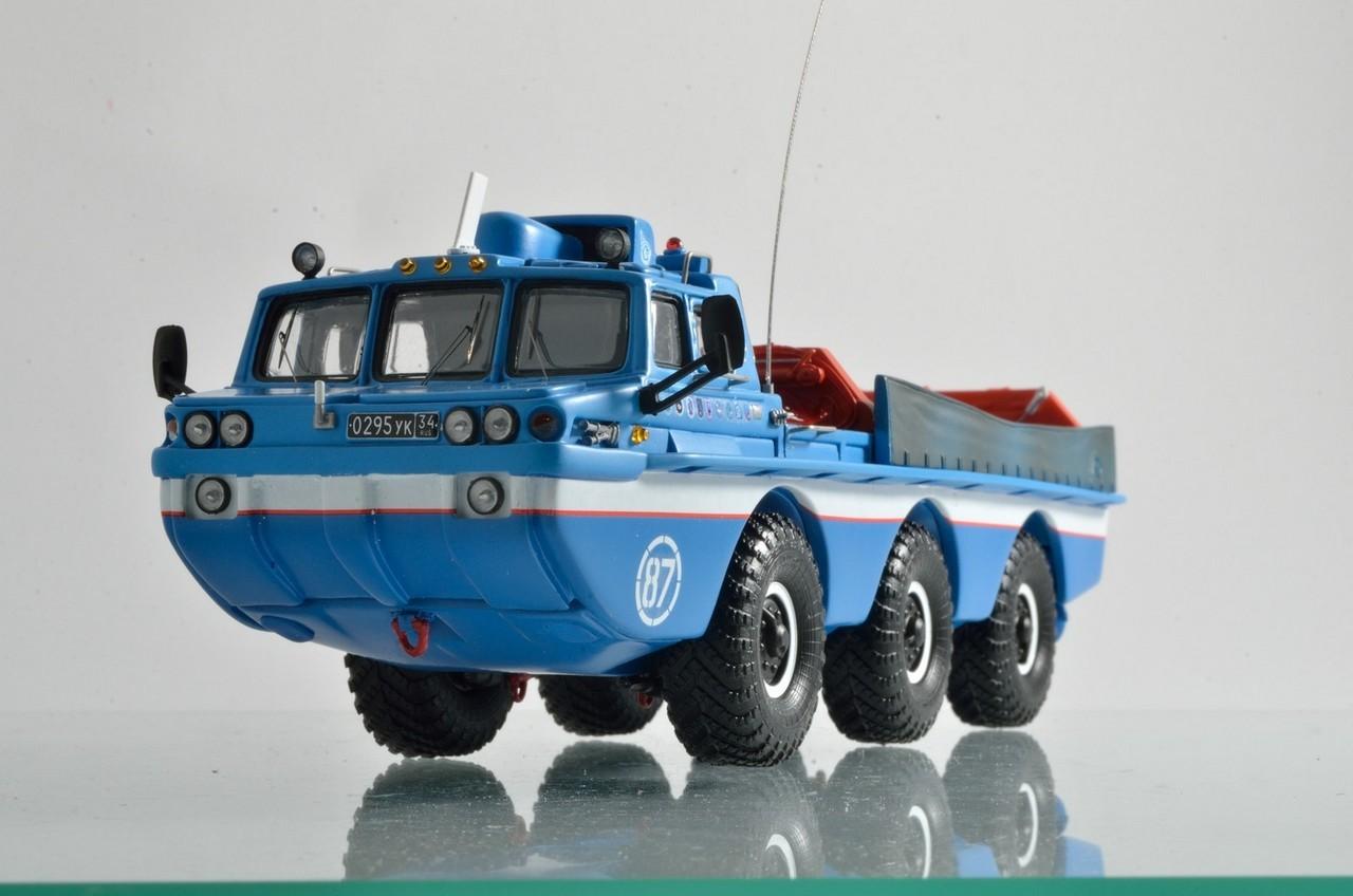 249060 ЗИЛ-4906 «Синяя Птица» грузовая 09