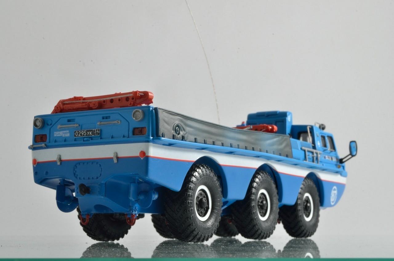 249060 ЗИЛ-4906 «Синяя Птица» грузовая 10