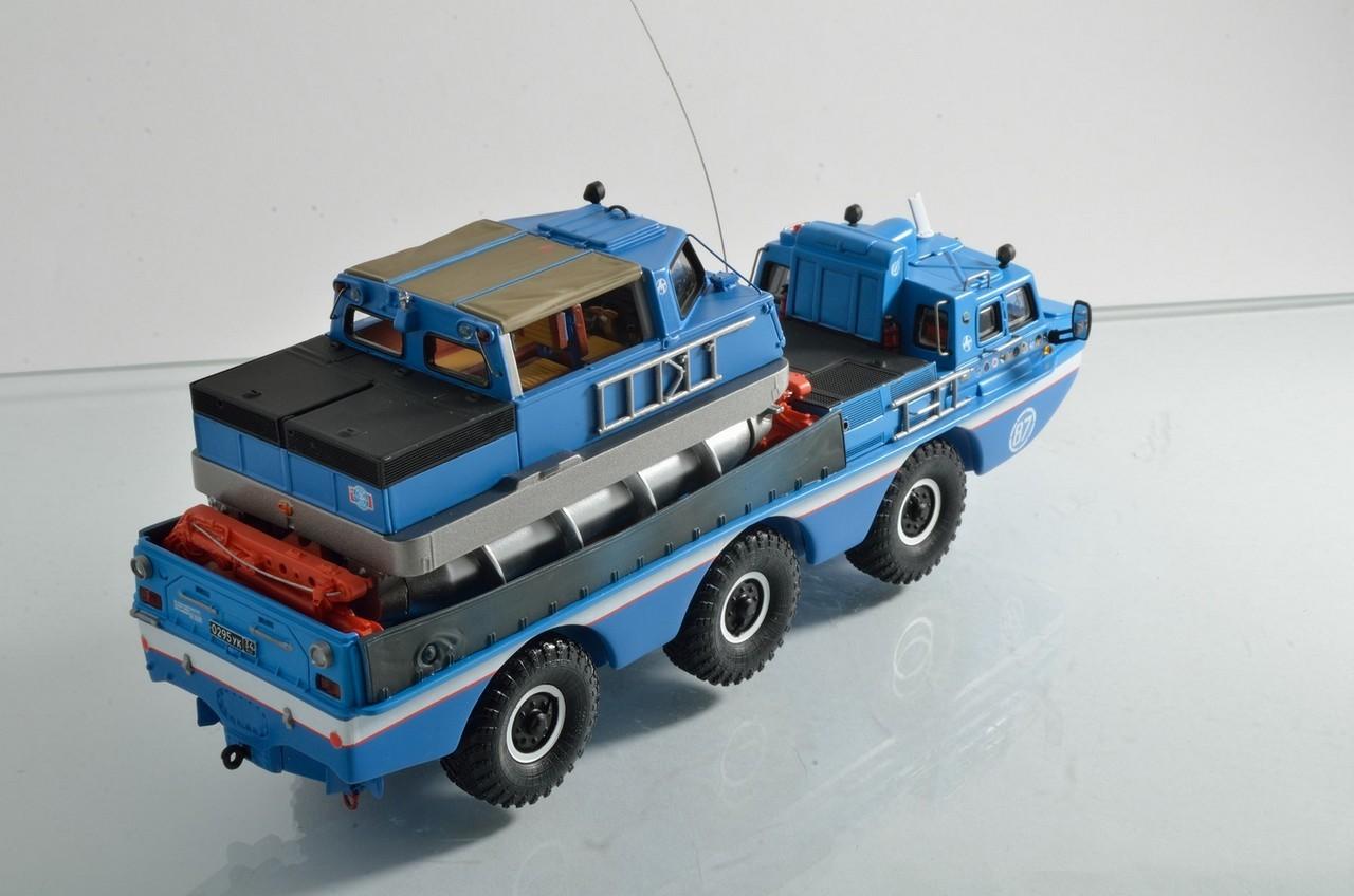 249060 ЗИЛ-4906 «Синяя Птица» грузовая 13