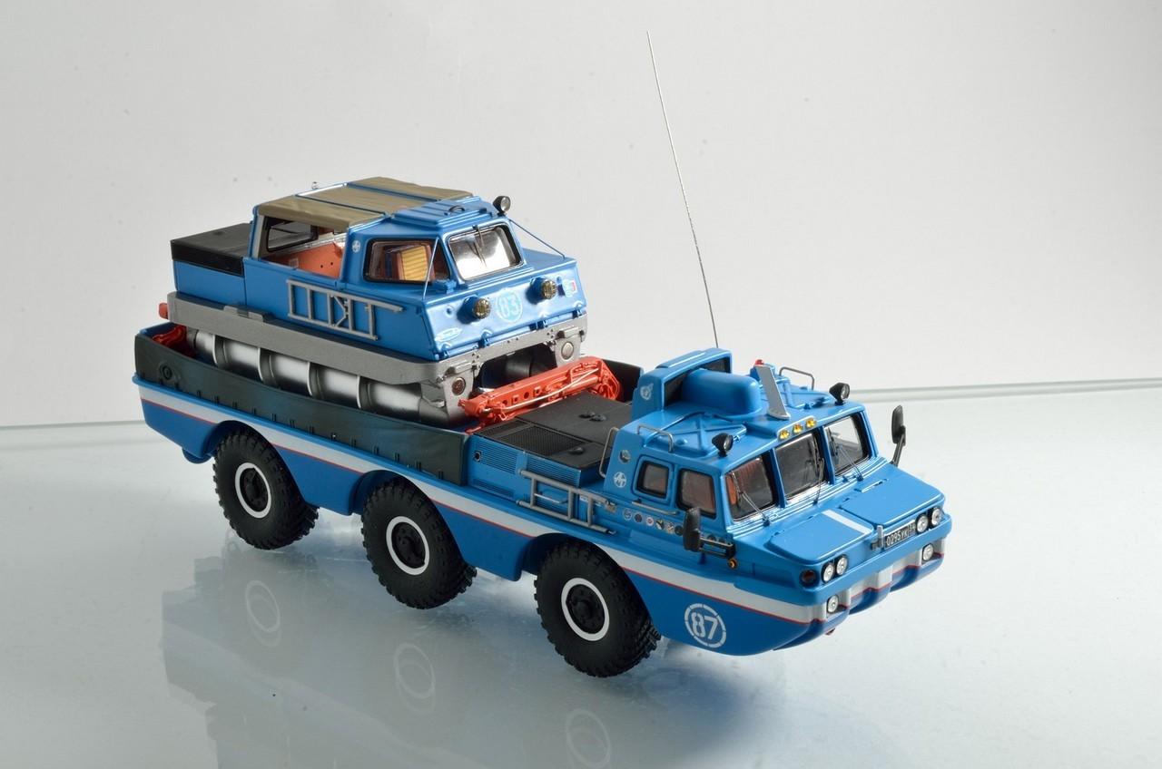249060 ЗИЛ-4906 «Синяя Птица» грузовая 14