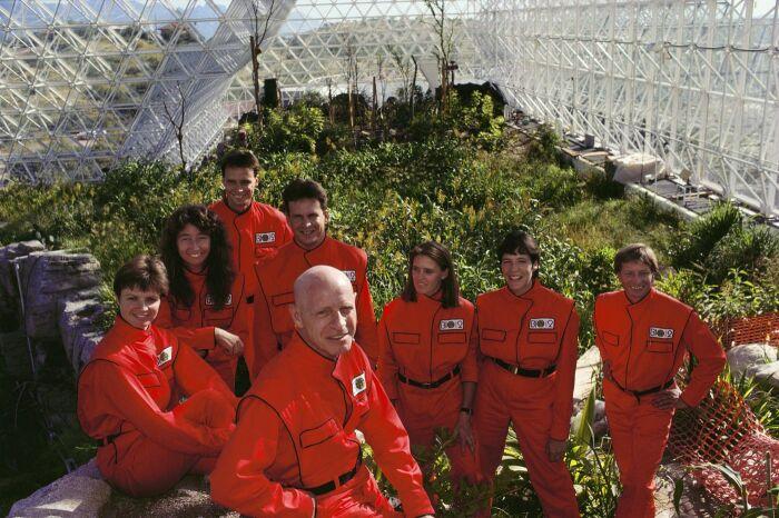 В начале эксперимента команда была полна энтузиазма. /Фото: inquirer.com